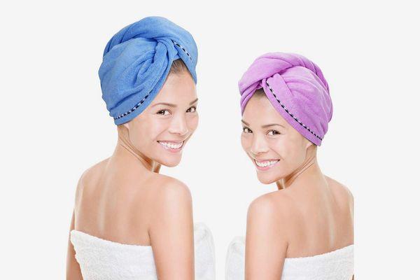 Tiitc Microfiber Hair Towel