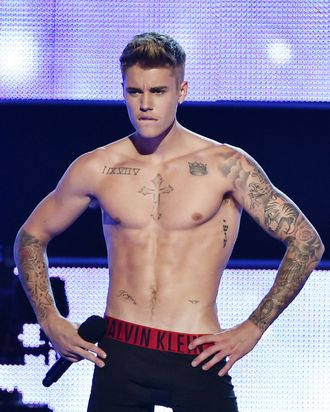001d23dbc A Complete Guide to All 56 of Justin Bieber's Tattoos