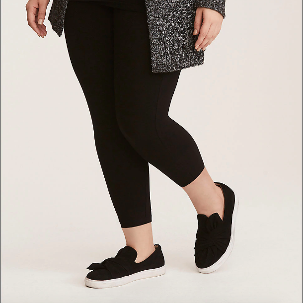 357f0941f4bb3 The Best Plus-Size Leggings Feel Almost Like Pajamas I Can Wear to Work