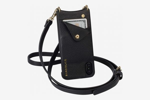Bandolier Emma Crossbody Phone Case and Wallet