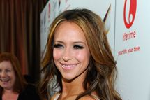 """Actress Jennifer Love Hewitt attends the red carpet launch party for Lifetime and Sony Pictures' """"The Client List"""" at Sunset Tower on April 4, 2012 in West Hollywood, California."""