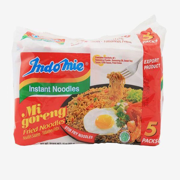Indomie Mi Goreng Instant Stir Fry Noodles, Original Flavor