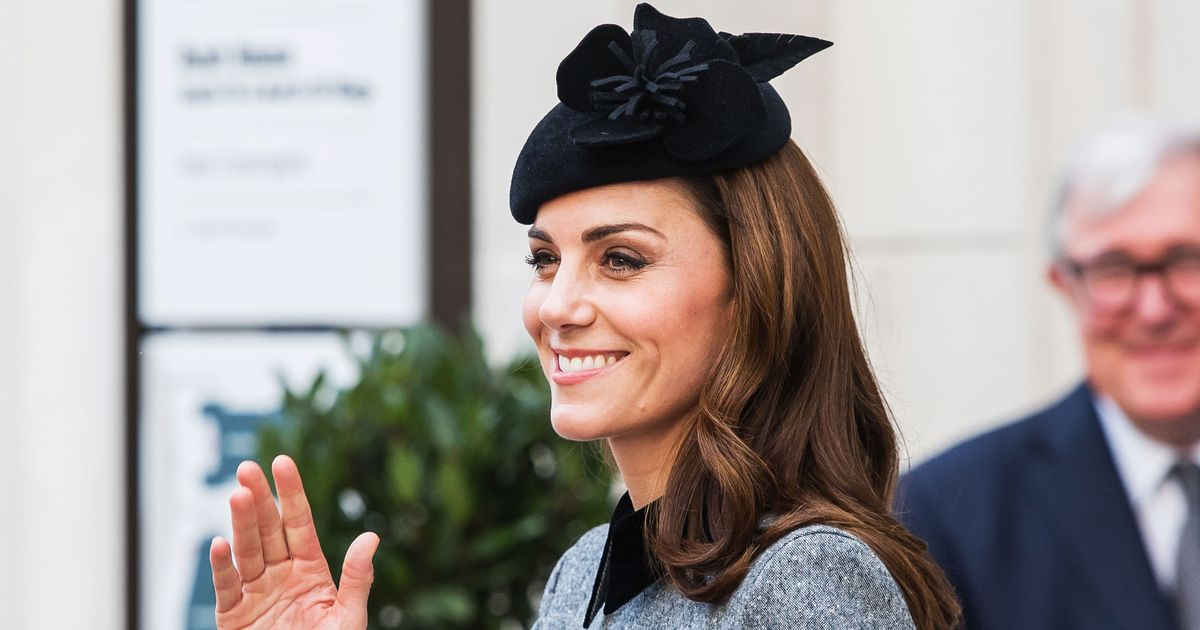Kate Middleton Is Friends With This Robot Now