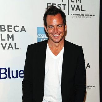 Actor Will Arnett walks the red carpet at the World Premiere Of Morgan Spurlock's