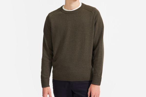 Everlane Men's ReCashmere Crew