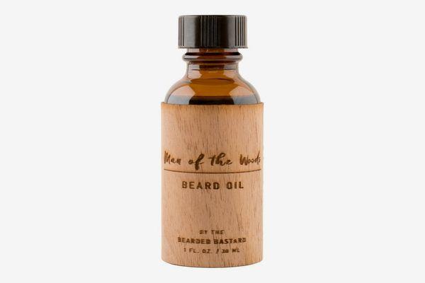 The Bearded Bastard Man of the Woods Beard Oil