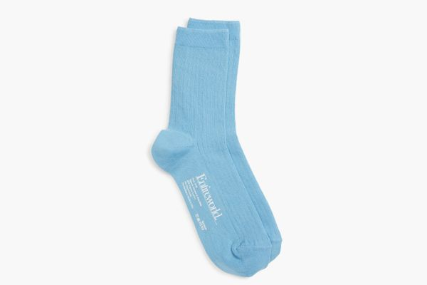 Entireworld Organic Cotton Blend Sock