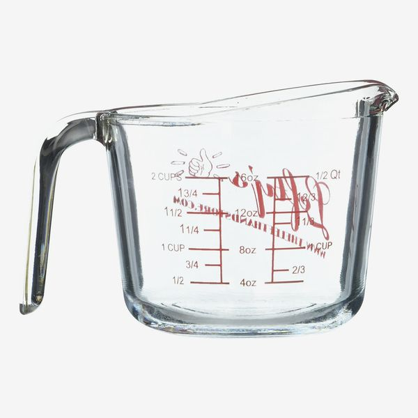 Lefty's 2-Cup Glass Measuring Cup