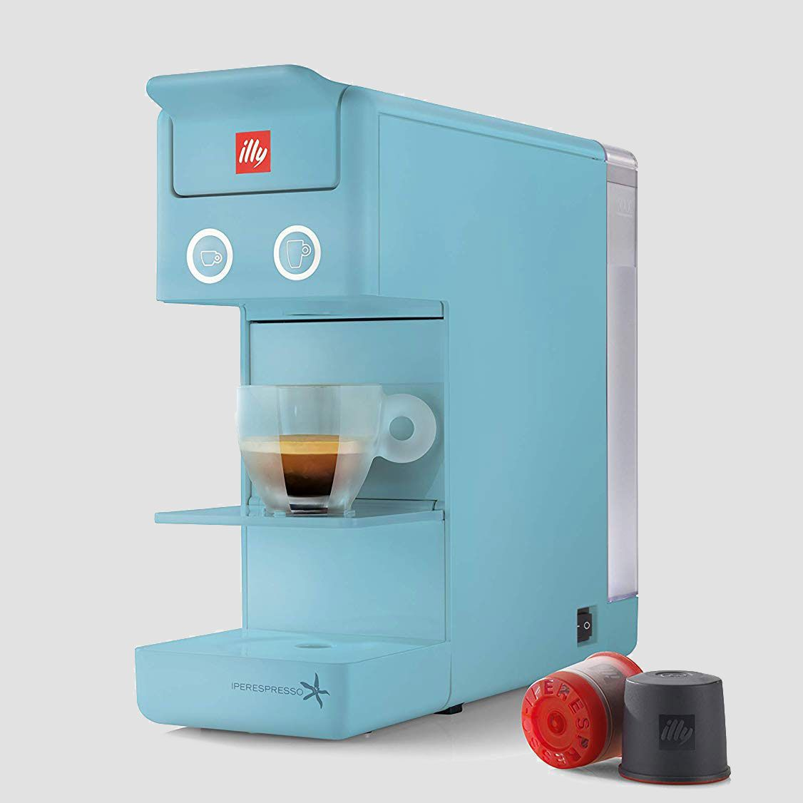 Illy Y3.2 iperEspresso and Coffee Machine