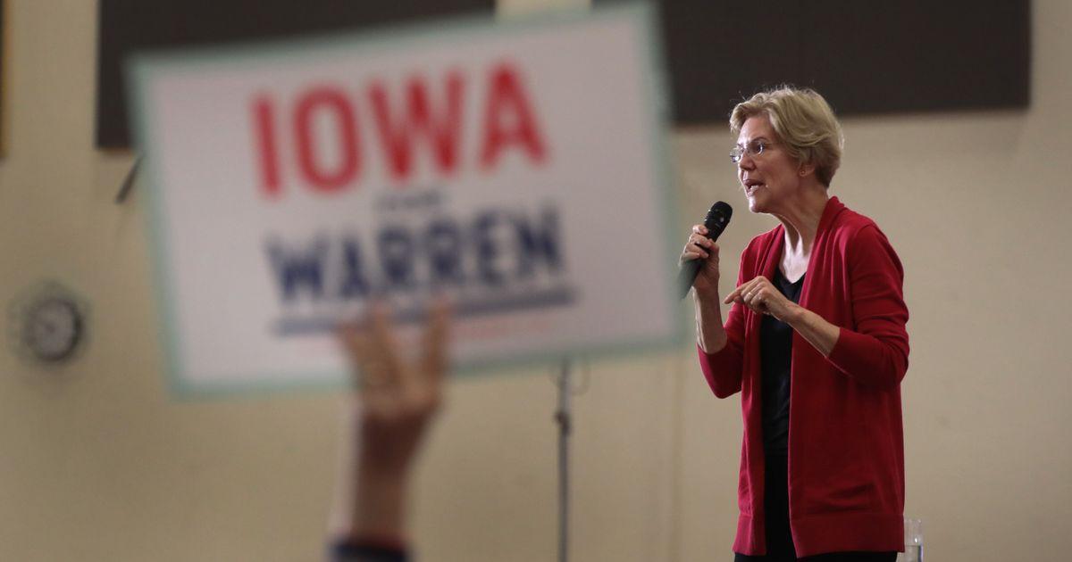 Des Moines Register Endorses Warren Ahead of Iowa Caucuses