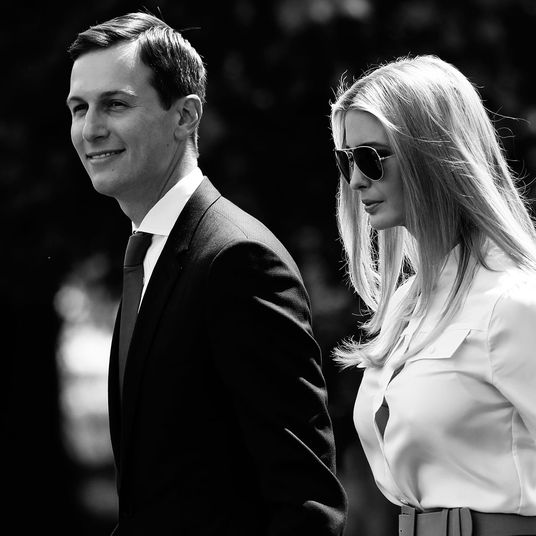 Jared Kushner And Ivanka Trump Do Spin Class In The Dark Finally U2026 An Answer  To What They Do All Day.