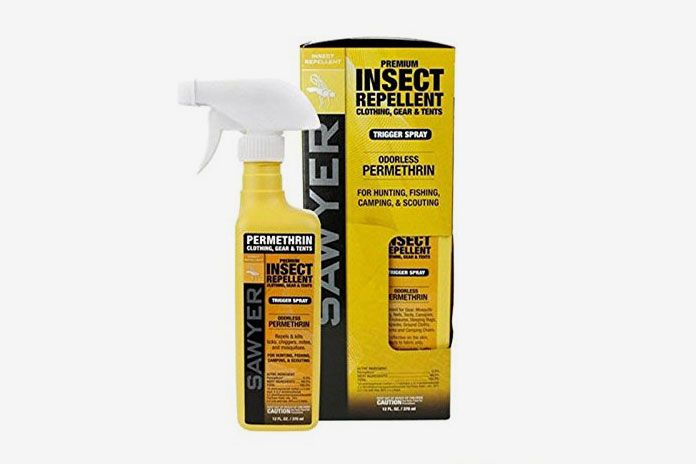 Sawyer Products Premium Permethrin Clothing Insect Repellent