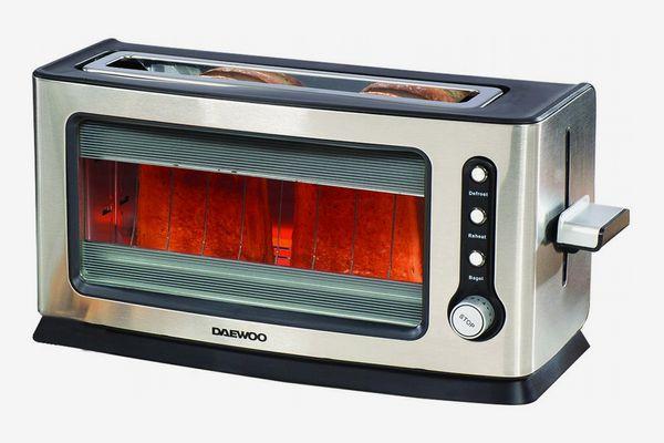 Daewoo SDA1060 Glass Toaster