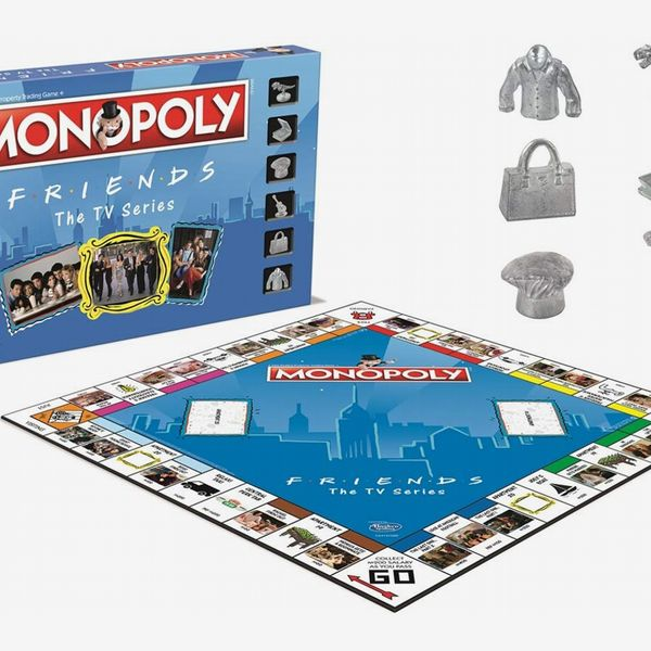 'Friends' Monopoly