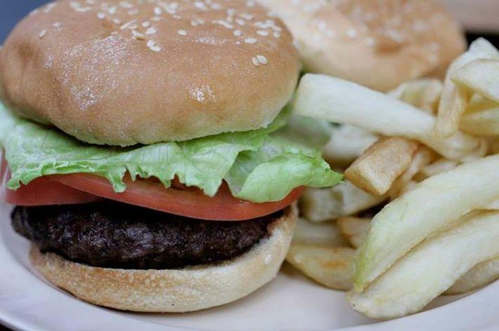 Recognize this hamburger?