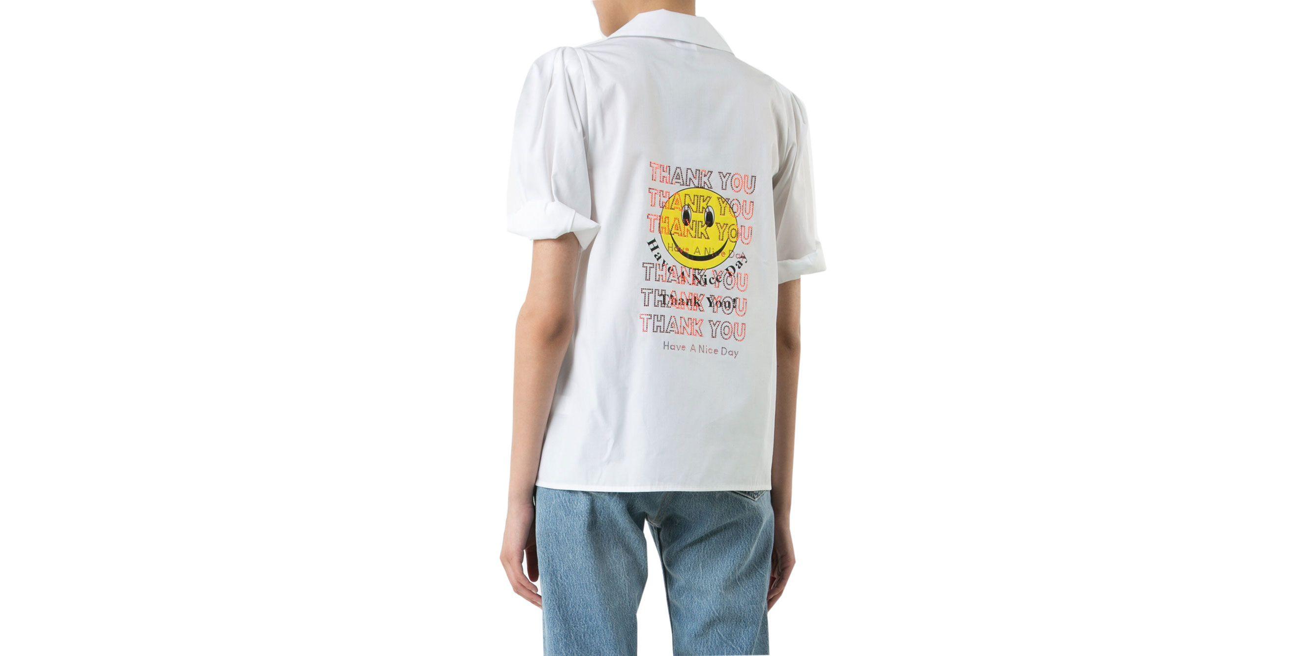 Rosie Assoulin Short-sleeved Shirt