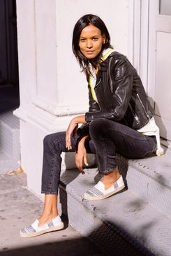 Interview with :   Liya Kebede, Supermodel and Actress About Charitable Shoe Collaboration