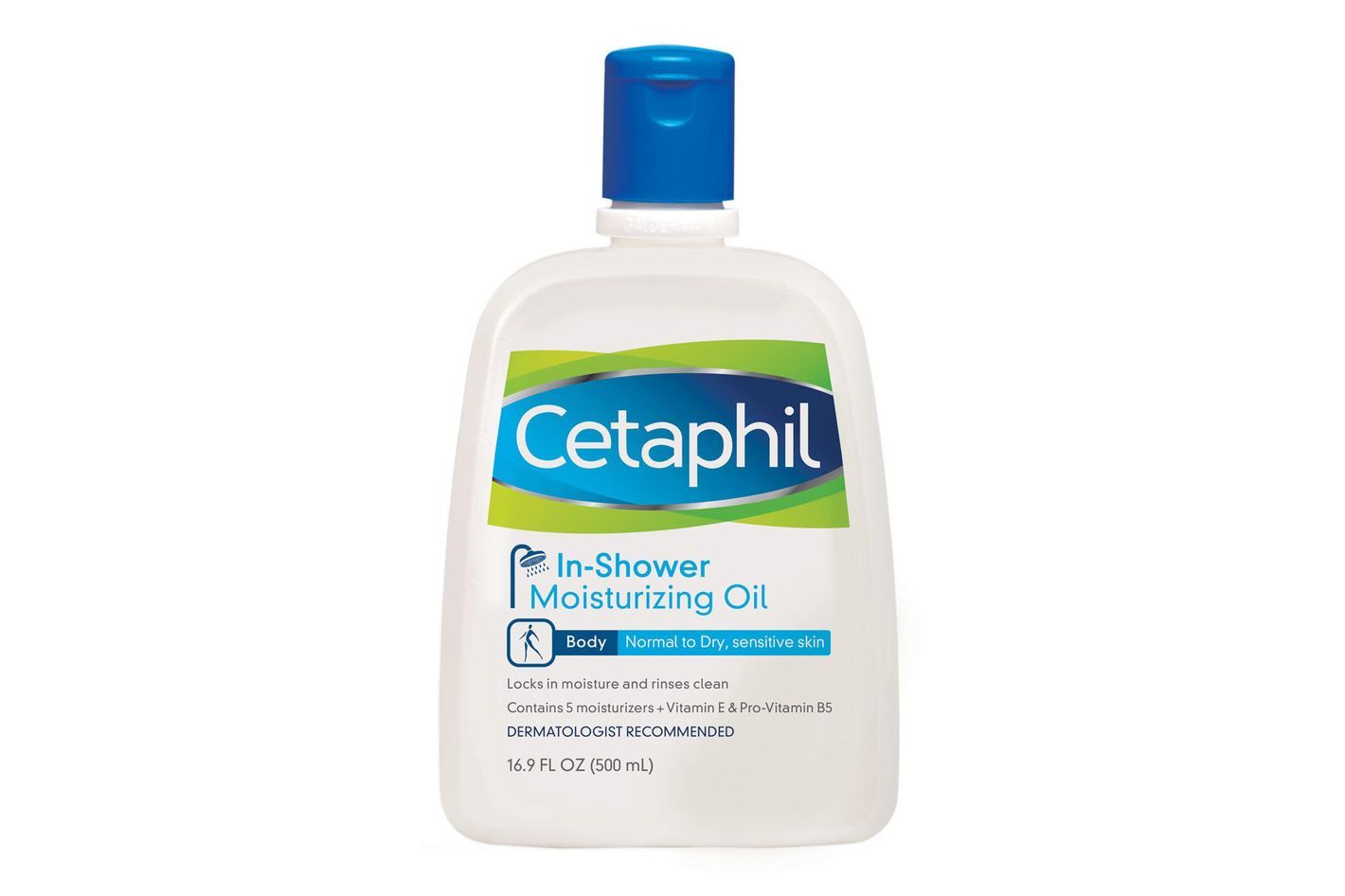 Cetaphil In-Shower Moisturizer.