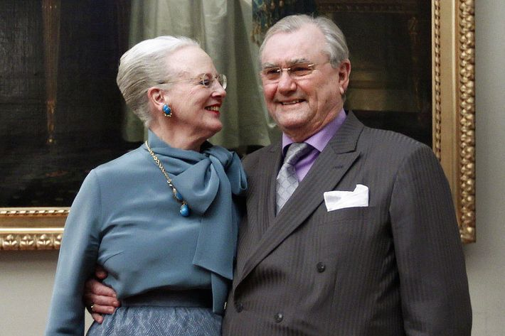 Petty Prince of Denmark Won't Be Buried Next to His Wife