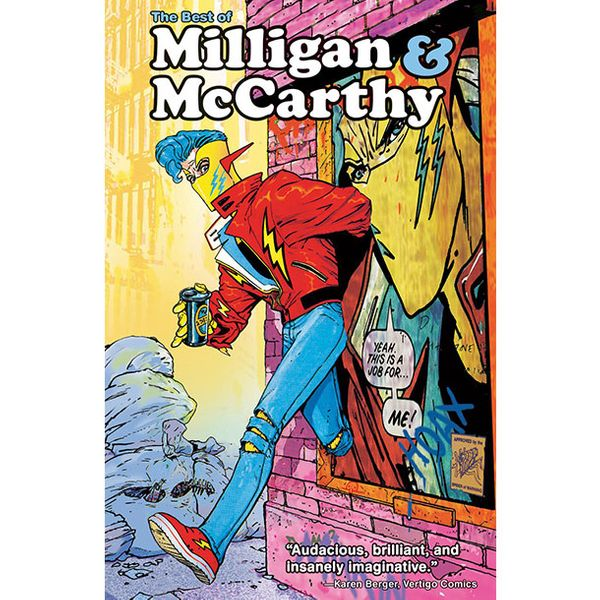 The Best of Milligan & McCarthy (2013)