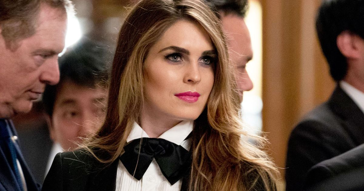 What Hope Hicks And Ivanka Trump Wore In Japan