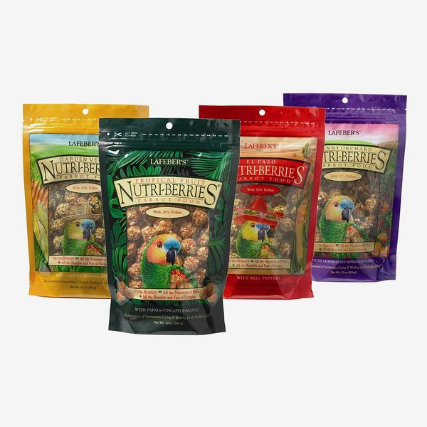 LAFEBER'S Gourmet Nutri-Berries, 4 Pack