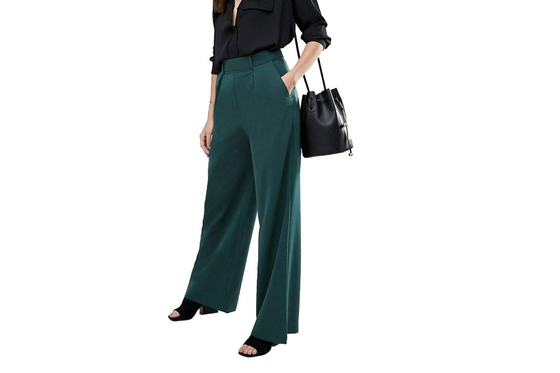 66beb9b5 9 Best Women's Wide-Leg Trousers for Work