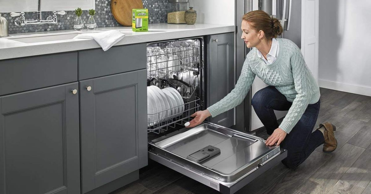 6 Best Dishwasher Cleaners 2020 | The
