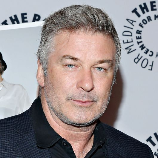 "NEW YORK, NY - FEBRUARY 19:  Actor Alec Baldwin attends the ""Elaine Stritch: Shoot Me"" screening at Paley Center For Media on February 19, 2014 in New York City.  (Photo by Cindy Ord/Getty Images)"