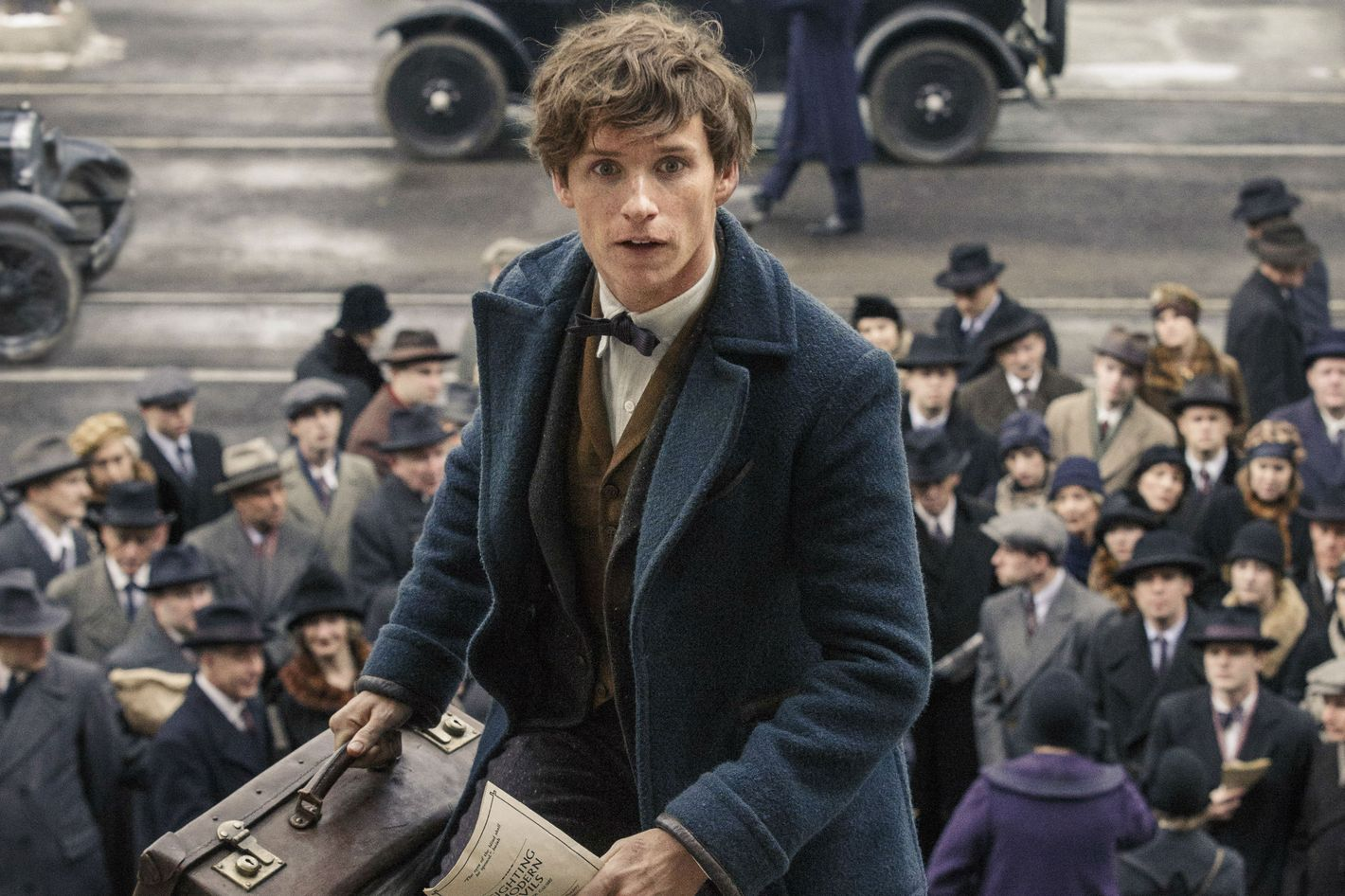 Newt Scamander Won't Always Be the Center of the Fantastic Beasts Movies