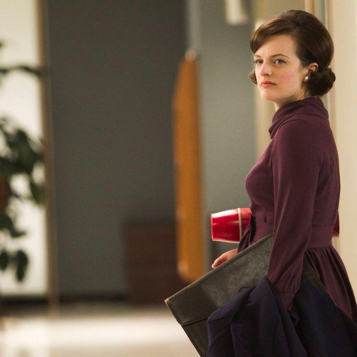 Peggy Olson (Elisabeth Moss) - Mad Men - Season 5, Episode 11