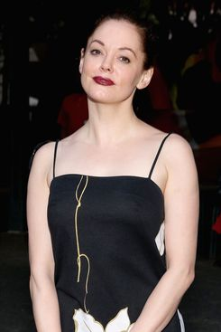 "NEW YORK, NY - JULY 11:  Film director Rose McGowan attends ""Broken Hearted: Twisted, Romantic Short Films"" presented by Rooftop Films at 5 Metro Tech Center on July 11, 2014 in New York City.  (Photo by Andrew Toth/Getty Images)"