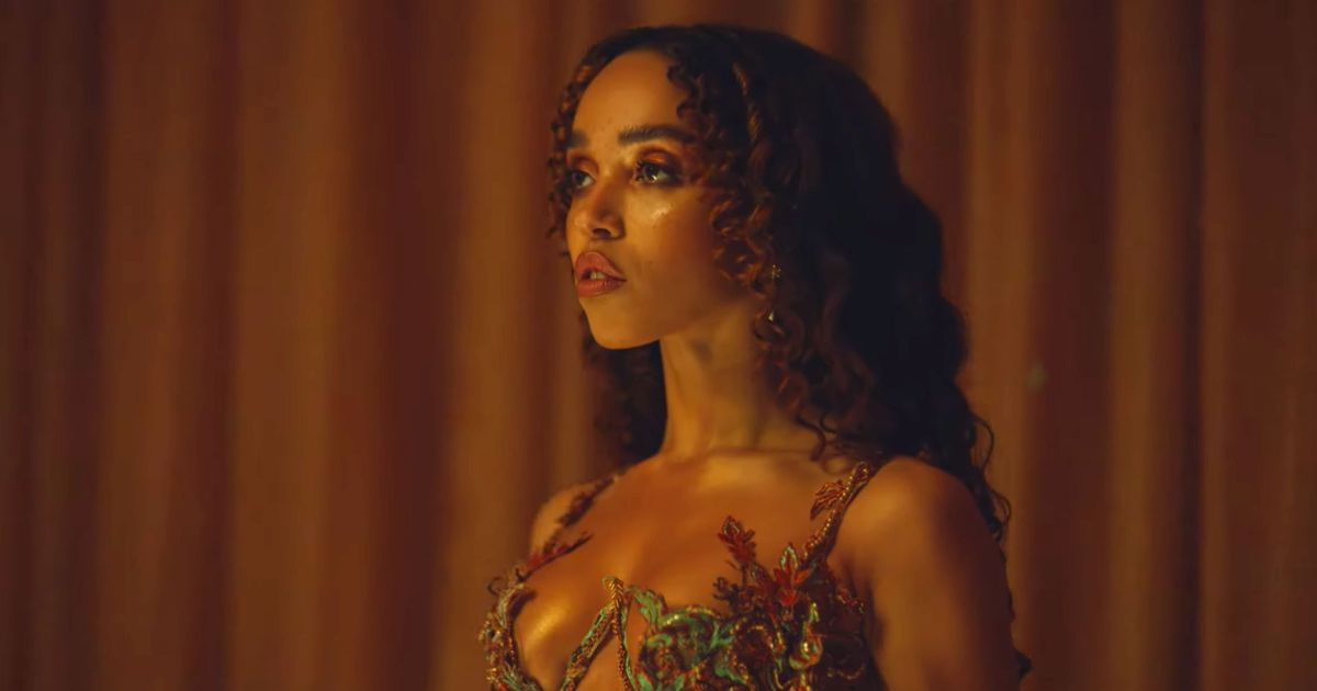 FKA Twigs Has Had Enough of Celebrity Culture on Her First Song in Three Years
