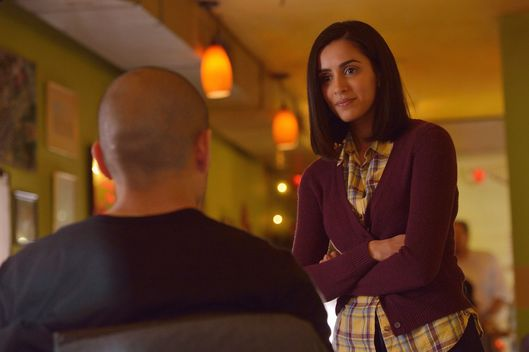 "THE STRAIN -- ""The Silver Angel"" -- Episode 204 (Airs August 2, 10:00 pm e/p) Pictured: Parveen Kaur as Aanya Gupta. CR: Michael Gibson/FX"