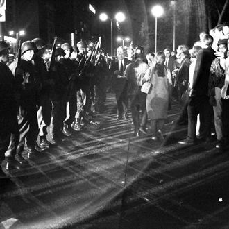 Protest At The Democratic National Convention, Chicago 1968