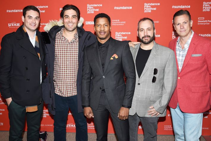 """The Birth Of A Nation"" Premiere - Arrivals - 2016 Sundance Film Festival"