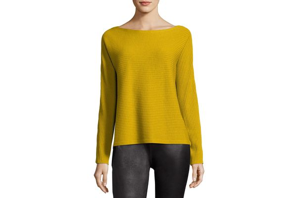 Eileen Fisher Washable Sweater, Plus Size