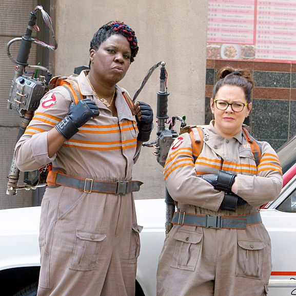 Who you gonna call? (Women.)