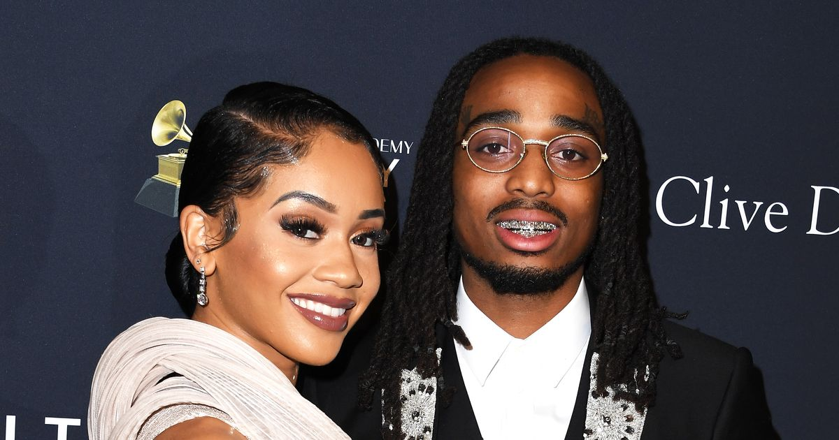 Quavo and Saweetie Are the Wholesome Couple We Needed - Vulture