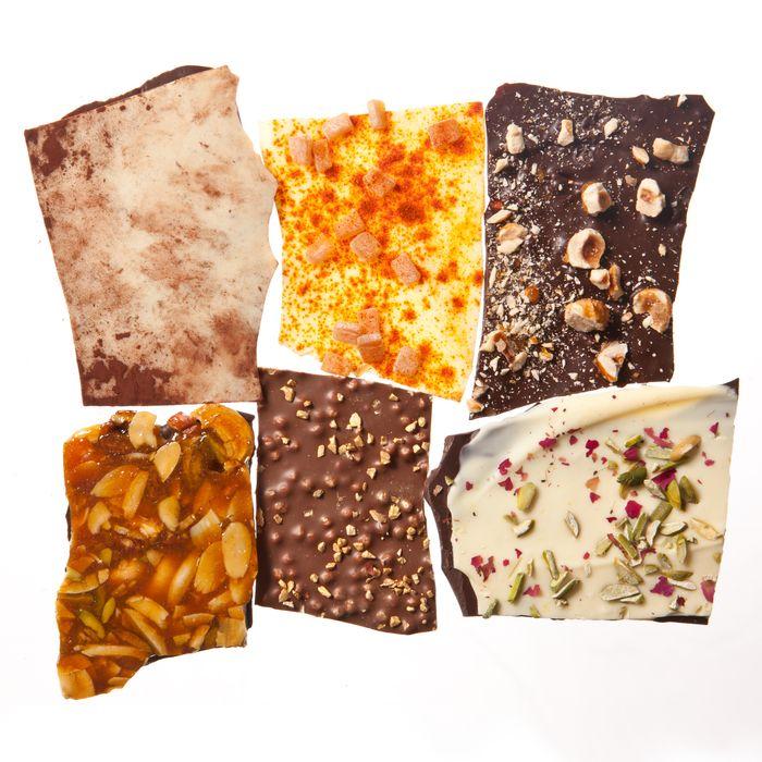 Xocolatti's creative confections.