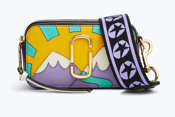 Marc and Anna Patch Snapshot Bag