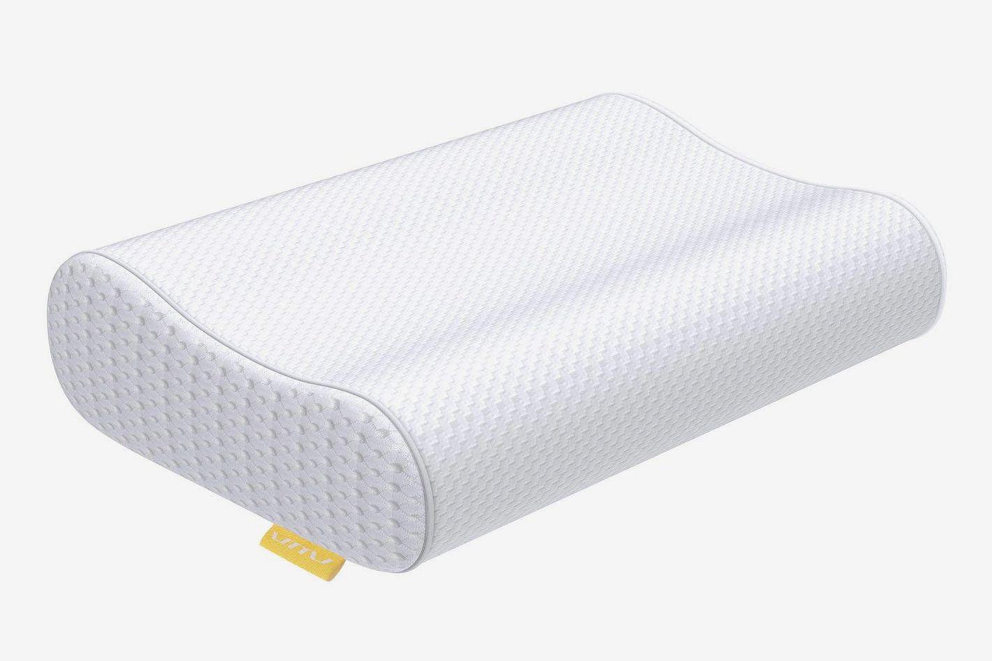 UTTU Sandwich Pillow, Adjustable Memory Foam Pillow
