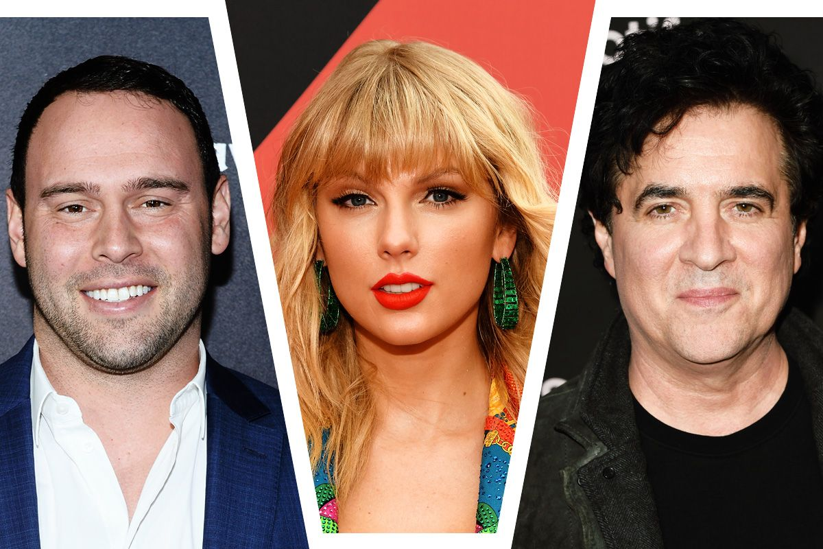 Taylor Swift Scooter Braun And Borchetta Feud Explained