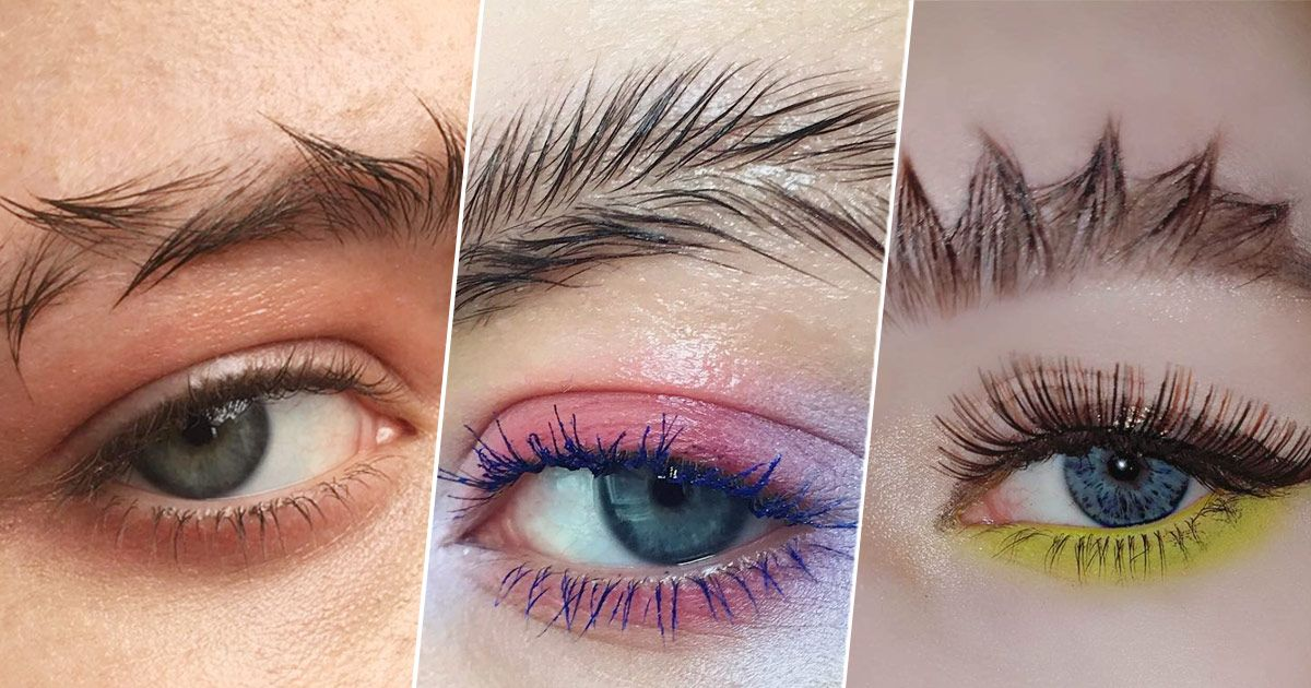 Are Feather Brows Actually A Trend