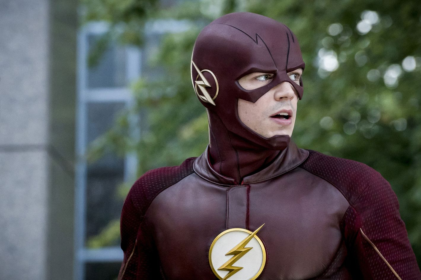 The Flash Recap: Introducing H R  Wells