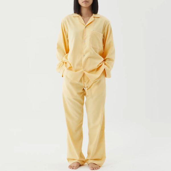 Tekla Fabrics Flannel Sleepwear