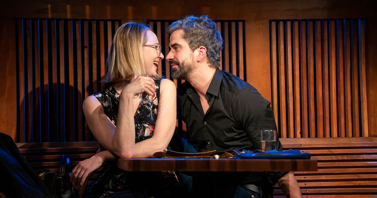 Theater Review: An Affair Gone Toxic in The Pain of My Belligerence