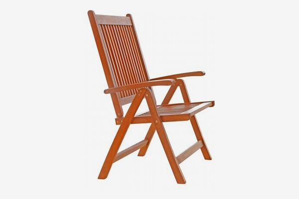 SOL 72 Outdoor Valery Folding Patio Dining Chair