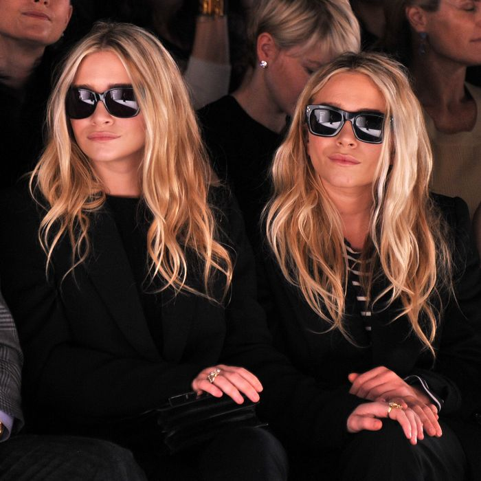 Mary Kate Olsen Has A Five Hairpins Only Rule