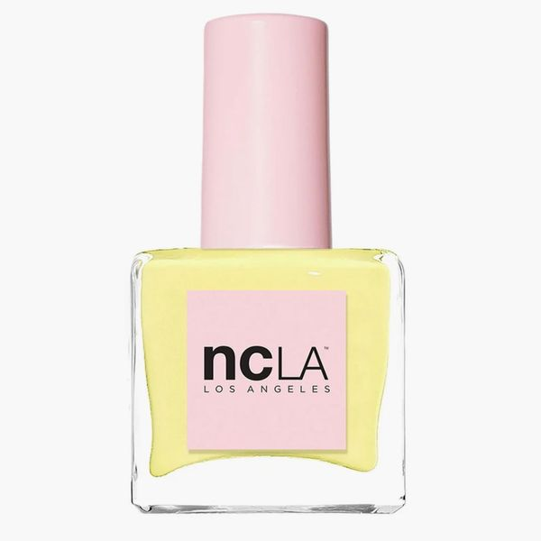 NCLA 7 Free Vegan Nail Polish in Tennis Anyone?